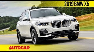 Download 2019 BMW X5 | First Drive Review | Autocar India Video