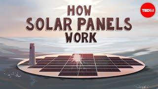 Download How do solar panels work? - Richard Komp Video