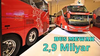Download INI LHO Review Bus Mewah Seharga 2,9 Milyar | GIIAS 2017 Video