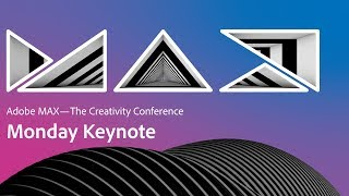 Download Adobe MAX 2019 Opening Keynote - Accelerating Your Creativity Video