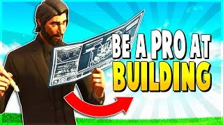 Download 4 SECRETS to be a PRO BUILDER | Fortnite Battle Royale Tips and Tricks Video