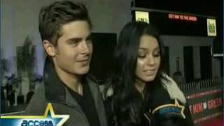 Download Access Hollywood: Zac Efron & Vanessa Hudgens Interview ″It has to be Perfect″ Video