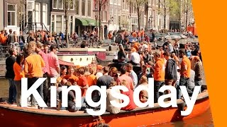 Download Kingsday Amsterdam (Koningsdag) Video