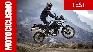Download BMW F 850 GS 2018 - Test - Motociclismo Video