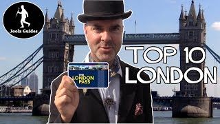 Download London's Top 10 Attractions with The London Pass Video