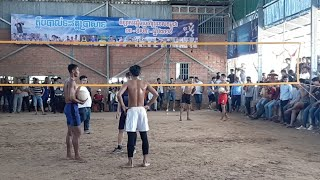 Download [Live] Great Volleyball Match - Duk Vs Two Brother Video