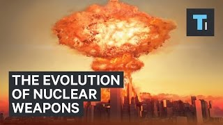 Download Animation shows the deadly evolution of nuclear weapons Video