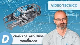 Download Técnica 4x4: Chasis de largueros vs chasis monocasco, ventajas e inconvenientes | Diariomotor Video