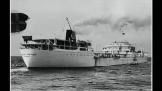 Download Uddevallavarvet. Byggande och sjösättning av TT- Josefina Thordén. 4 september 1954. - LTVU.SE Video