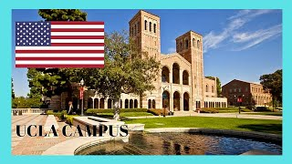 Download LOS ANGELES, a tour of the famous UCLA CAMPUS (University of California, Los Angeles) Video