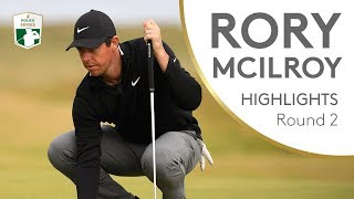 Download Rory McIlroy Highlights | Round 2 | 2018 Dubai Duty Free Irish Open Video