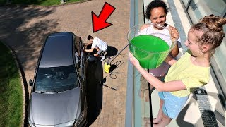 Download SLIME PRANK ON MY BROTHER!! Video