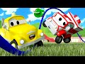 Download The Skipping Rope Accident ! - Baby Cars in Car City | Cartoons for Kids Video