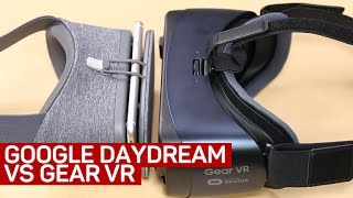 Download Google Daydream vs. Gear VR: Which is the best mobile VR device? Video