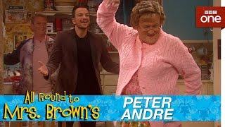 Download Peter Andre catches Mammy - All Round to Mrs Brown's: Episode 5 - BBC One Video