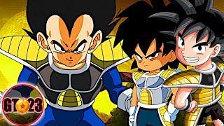 Download What if Goku Vegeta & Broly Were Sent To Planet Vampa? Part 1 Video