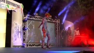 Download FESTIVAL NAZIONALE DEI CORPI DIPINTI 2012 (trasmissione TV) Video