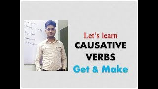 Download let's learn CAUSATIVE VERBS.(video no. 88) Video
