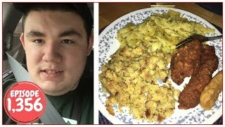 Download HAVING CHICKEN AND NOODLES!! - September 03,2017 (Day 1,356) Video