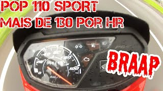 Download POP SPORT 110: MAIS RAPIDA DO BRASIL Video