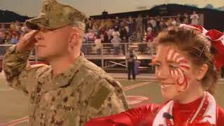 Download Father Surprises Cheerleader Video