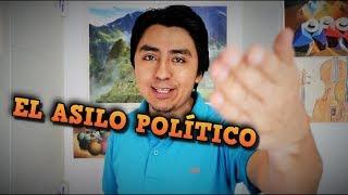 Download ¿Cómo Funciona el ASILO POLÍTICO? ¿Cuándo se dice que hay PERSECUCIÓN POLÍTICA? Video