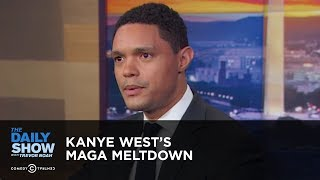 Download Kanye West's MAGA Meltdown - Between the Scenes | The Daily Show Video