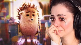 Download Reacting to the SADDEST CHRISTMAS animations - TRY NOT TO CRY CHALLENGE Video