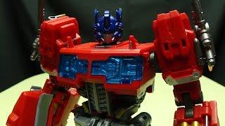 Download Maketoys STRIKER MANUS (Optimus Prime): EmGo's Transformers Reviews N' Stuff Video