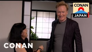 Download Conan's Japanese Etiquette Lesson Video