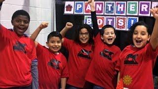 Download Elementary school robotics team beats the odds Video