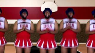 Download PETTY SONG - The Starrkeisha Cheer Squad! - @TheKingOfWeird Video
