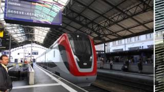 Download Bombardier TWINDEXX Swiss Express for SBB Video