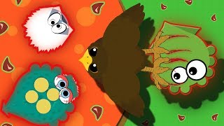Download Mope.io NEW GOLDEN EAGLE DROPS ALL HIGH TIER ANIMALS INTO LAVA! | Mope.io Funny Troll Video