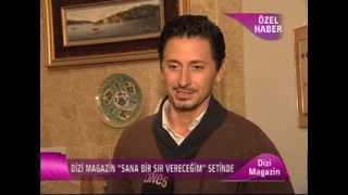 Download DİZİ MAGAZİN SANA BİR SIR VERECEĞİM SETİNDE - CINE5 Video