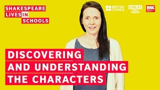 Download How to teach Shakespeare: understanding the characters Video