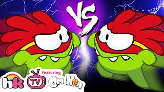 Download NEW | Om Nom Stories: Super Noms - Double Trouble 🐸🐸 | Cut The Rope | Funny Cartoons for Children! Video