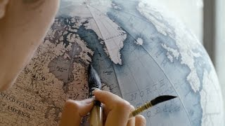 Download The Art of Handmade Globes Video