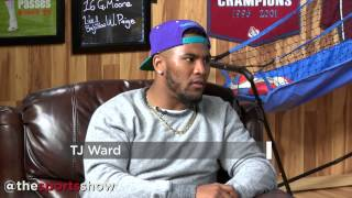 Download T.J. Ward on Philip Rivers Video