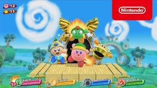 Download 星のカービィ for Nintendo Switch (仮称) トレーラー [E3 2017] Video