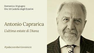 Download Resistere 2017 - L'ultima estate di Diana - Antonio Caprarica Video