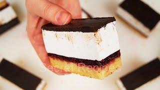 Download Суперское тянучее печенье с маршмеллоу и желе | Marshmallow and jelly slice Video