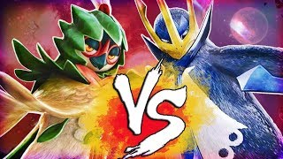 Download Pokken Tournament DX - Empoleon VS Decidueye Video