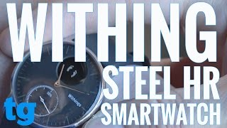 Download Product Review: Withing Steel HR Smartwatch Video