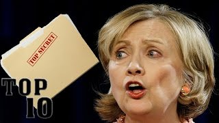 Download Top 10 Hillary Clinton Scandals Video