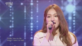Download [2015 MBC Drama Acting Awards] Lee Sung Kyung the opening stage, 'Finally+Love on top' 20151230 Video
