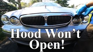 Download What if your car's Hood won't Open? Video