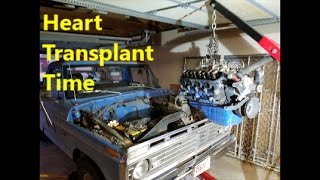 Download 74 F100 Revival on a Budget - Low Buck 302/5.0 Engine Swap (PART 1) Video