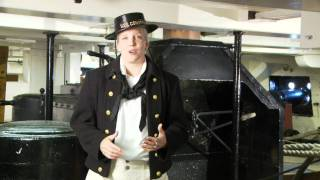 Download Food aboard Constitution, 1812 vs Today Video