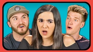 Download YOUTUBERS REACT TO HISTORY OF THE ENTIRE WORLD, I GUESS Video